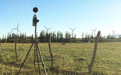 Declaración de Impacto Acústico en Parques Eólicos