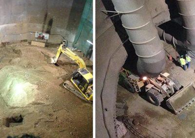 Metro: Construcción Línea 3. Evaluación de impacto acústico