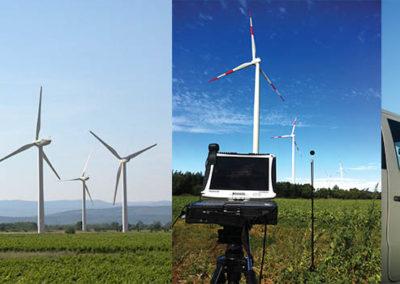 Mainstream Renewable Power: Parque Eólico Negrete – Cuel. Evaluación de Impacto Acústico