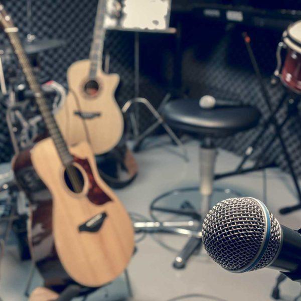 Espuma Acústica