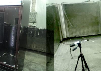 Mimet: Industria. Certificación ISO-3745 Equipos de Refrigeración