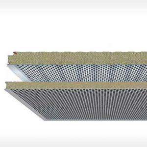 Panel Lana de Roca Micro perforado