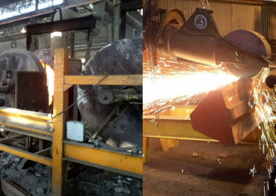 Aceros Chile: Planta Industrial. Protocolo PREXOR