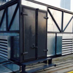 Puerta Acústica PAD/PAS